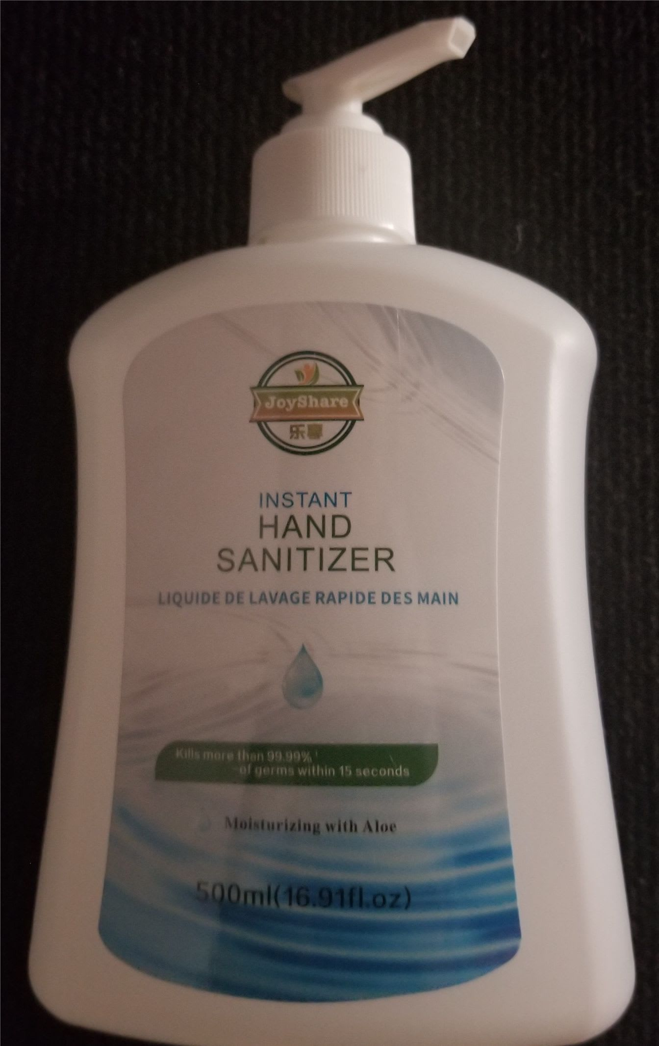 hand sanitizer golf course miniature golf