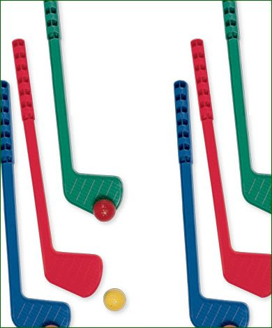 plastic junior putters