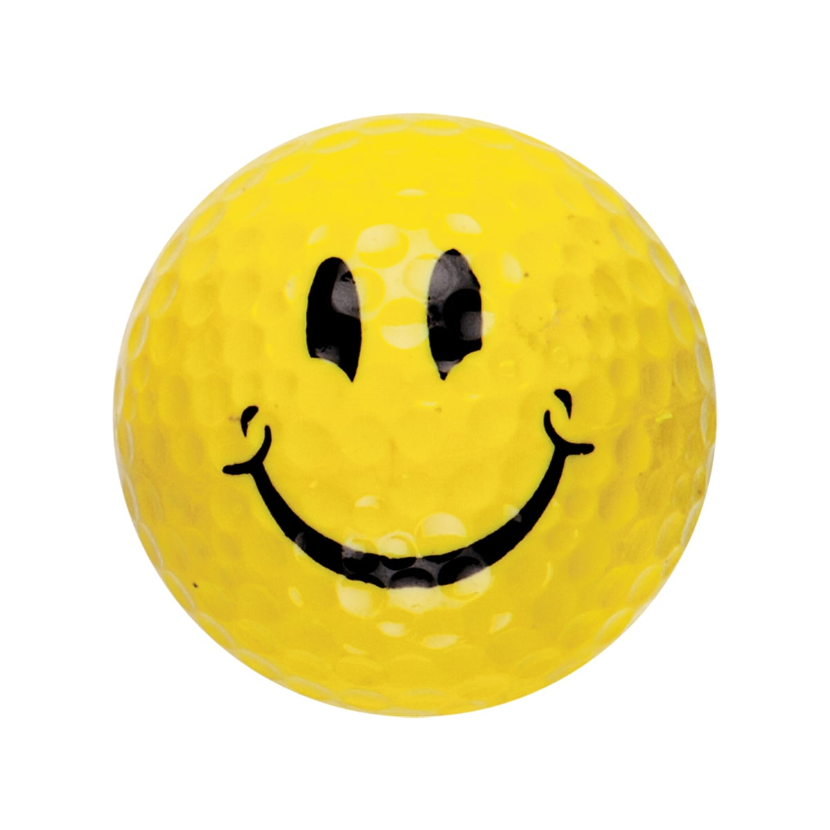 smile emoji -mini-putt-ball